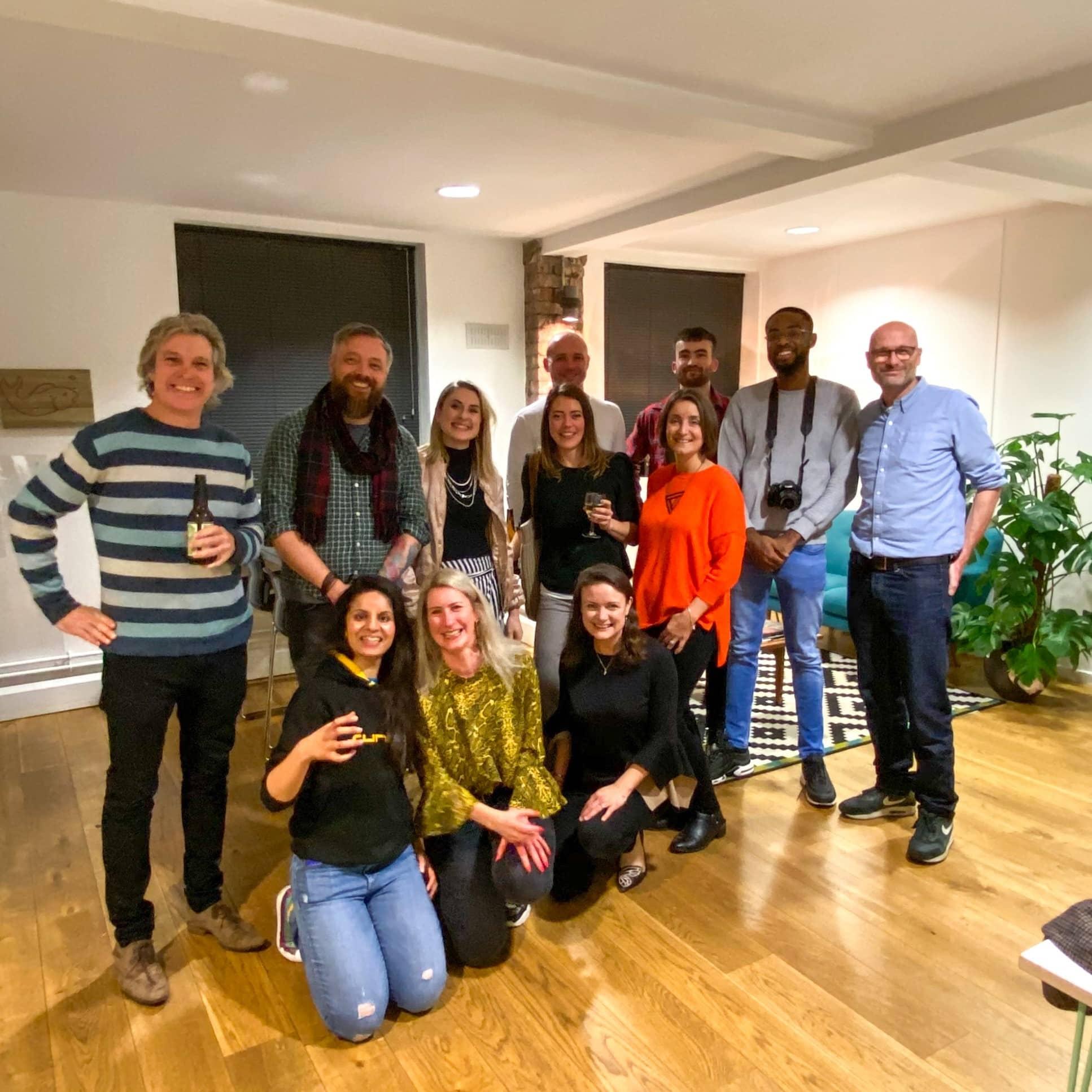 creative business meet-up